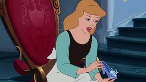 Image result for 1950 Cinderella glass slipper character watch