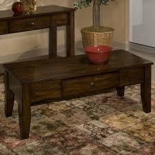 expandable dining table ka ta: belfort select cabin creek mango wood coffee table belfort
