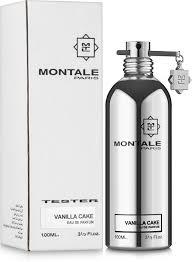 Montale <b>Vanilla Cake</b> - Парфюмированная <b>вода</b> (тестер): купить ...