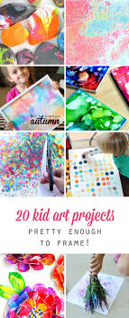 best cool babysitting ideas baby sitting 20 kid art projects pretty enough to frame