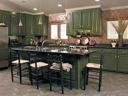black and stainless kitchen very small kitchen with green painted cabinets and stainless steel appliances