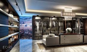 5 stunning miami beach penthouses with pool architecture awesome modern walk closet
