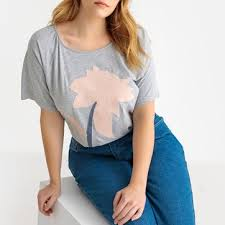 Распродажа женских <b>футболок LA REDOUTE</b> COLLECTIONS PLUS
