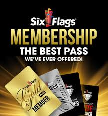 Membership | Six Flags <b>America</b>