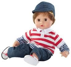 <b>Кукла Gotz Маффин мальчик</b> 33 см 1220980 — купить по ...