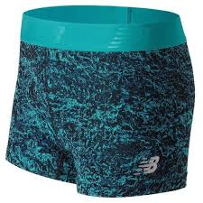New Balance 71127 Women's <b>Accelerate Printed Hot</b> Short - | Hot ...