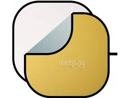<b>Светоотражатель Westcott 107cm</b> 4-in-1 Gold-Silver Reflector Kit ...
