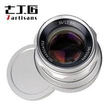 <b>Объектив 7artisans</b> 35 мм F1.2 для Fuji Fujifilm <b>X</b>, беззеркальная ...