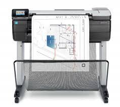 <b>HP Designjet T830 24 inch</b> MFP