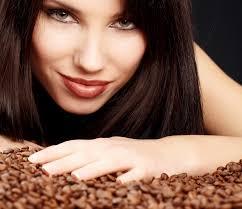 Αποτέλεσμα εικόνας για καφές μαλλιά