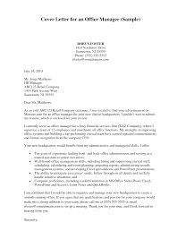 cover letter for office coordinator position office manager cover cover letter examples cover letter for office administrator position