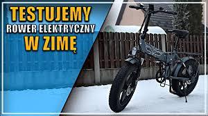 RECENZJA <b>ENGWE EP-2 PRO 750W</b> - Rower Elektryczny w Zimę ...