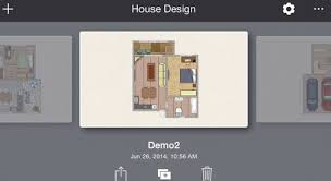 Create and View Floor Plans   These iOS Apps   iPhoneNessHouse Design Pro  an interior design app that lets you create detailed D floor plans  It has over items for you to choose from