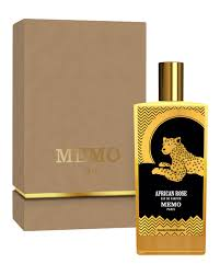 <b>Memo</b> Paris <b>African</b> Leather <b>Rose</b> Eau de Parfum, 2.5 oz./ 75 mL ...