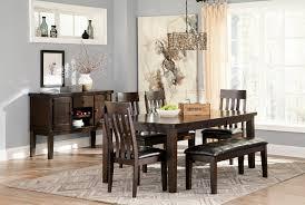Formal Dining Room Sets Ashley Buy Haddigan Formal Dining Room Set By Signature Design From Www