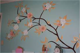 girls room decor ideas painting:  home furniture tree wall painting teen girl room decor bedroom ideas for teens teen boy