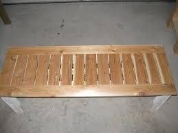 additional photos cedar bench plans