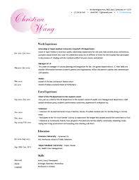 simple open office resume template simple resume template open breakupus