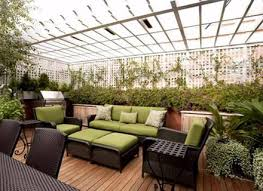 Small Picture Rooftop Garden Ideas Roof Deck Garden Of Rooftop Garden Design