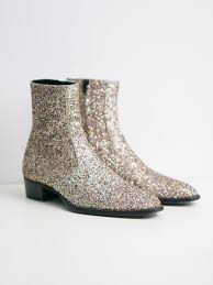 <b>Saint Laurent Paris</b> Glitter Hedi Sz | Обувь в 2019 г. | Обувь