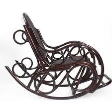 Купить <b>Кресло</b>-<b>качалка Мебель Импэкс</b> Novo с подушкой орех ...