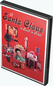 Elvis : Santa Claus Is Back In Town DVD (<b>Elvis Presley</b>)