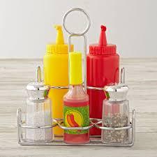 set cabinet full mini summer: condiments set set of  condiment set condiments set set of