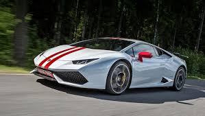 Смягчаемся под напором суперкара <b>Lamborghini Huracan LP 610</b>-<b>4</b>