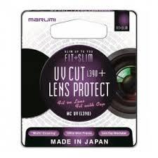 Купить <b>Светофильтр Marumi FIT</b>+<b>SLIM MC</b> UV (L390) 62mm - в ...