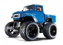 <b>Радиоуправляемая</b> модель Монстра <b>Tamiya XB</b> Toyota LC40 Pick ...