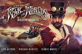 <b>Jeff Wayne's</b> The War of The Worlds: The Immersive Experience ...