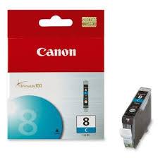 <b>Картридж Canon CLI-8C</b> (Cyan) iP4300/4500/ 5300/6700D - купить ...