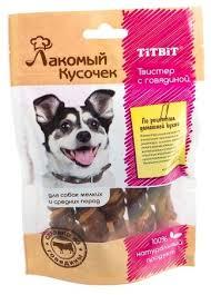 <b>Лакомство</b> для собак <b>Titbit Лакомый</b> ку... — купить по выгодной ...