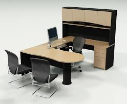 shaped contemporary home office desk furniture cool office furniture interior visualizations spotless consistency awesome desk furniture bush