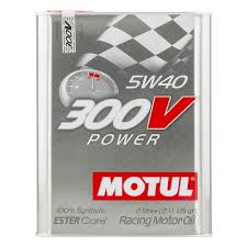 <b>Моторное масло MOTUL 300V</b> Power 5W-40 2 л — купить в ...