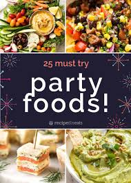 25 BEST Party <b>Food</b> Recipes! | RecipeTin Eats
