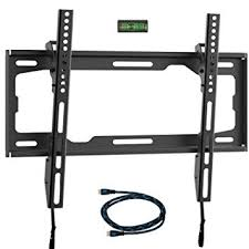 Amazon.com: WALI Tilt TV <b>Wall Mount</b> Bracket for Most 26 to 55 inch ...