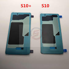 Back Glass Replacement For <b>Samsung Galaxy S10</b> S10e <b>S10</b> Plus ...