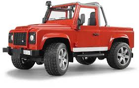 <b>Игрушка BRUDER</b> Внедорожник-пикап <b>Land Rover</b> Defender