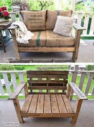outdoor pallet furniture woohome 30 beautiful wood pallet outdoor furniture