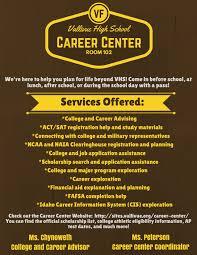 vallivue high school career center