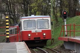 Budapest Cog-wheel Railway