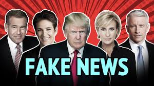 Image result for images of the news media vs donald trump