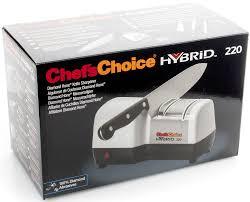 Купить Электрическая <b>точилка для ножей Chef's</b> Choice CC220W ...