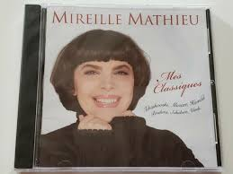 <b>Mireille Mathieu</b> - <b>MES</b> CLASSIQUES CD [Brand new & sealed ] for ...