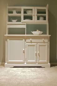 Corner Kitchen Hutch White Hutches Bookcase Hutch With Potboard Base Living Room Hutch
