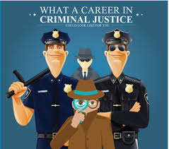 exciting careers a criminal justice degree