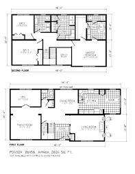 Superb House Plans Two Story   Story House Floor Plans    Superb House Plans Two Story   Story House Floor Plans