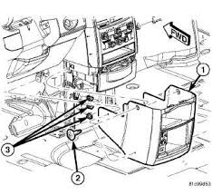 2005 dodge caravan radio fuse location grand caravan the diagram 2012 Dodge Avenger Interior Fuse Box 2005 dodge caravan radio fuse location grand how do i remove center floor console on 2013 2012 Dodge Avenger Fuse Box Diagram