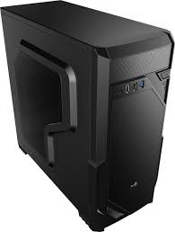 Компьютерный <b>корпус Aerocool Vs-1</b> Window, EN68910